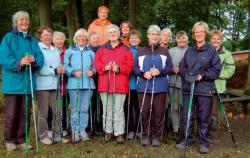 MTV Brackel - Nordic-Walking